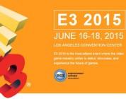 Datas e horário para as conferências E3 2015