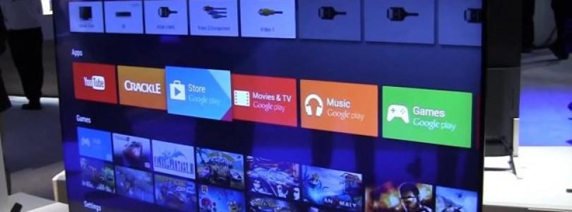 Sony exibe o Android TV em unboxing dedicado ao modelo X850C