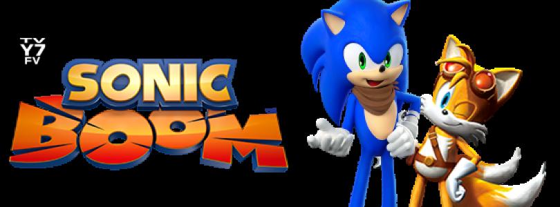 Sonic Boom Já está na Grade de Programação do Cartoon Network Brasil