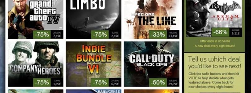 Data da promoção de inverno do Steam vaza em rede social