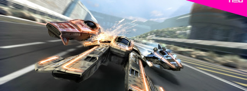 Diretamente do Nindies@Night, o novo trailer de FAST Racing Neo vai te sacudir