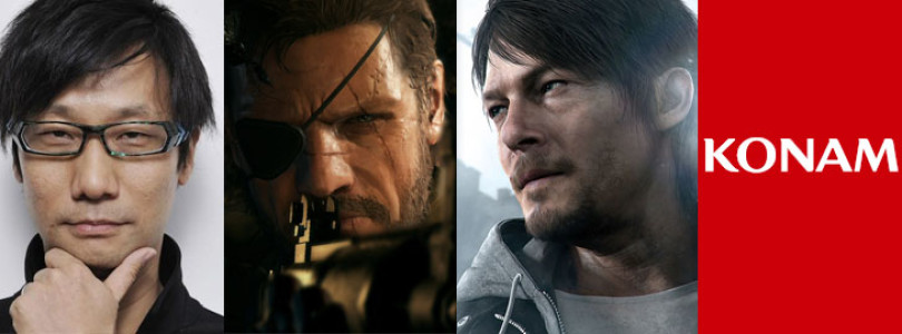 Hideo Kojima se despede de Metal Gear com novo trailer de The Phantom Pain