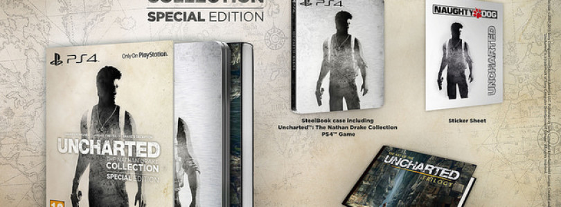 Veja a unboxing de Uncharted: The Nathan Drake Collection