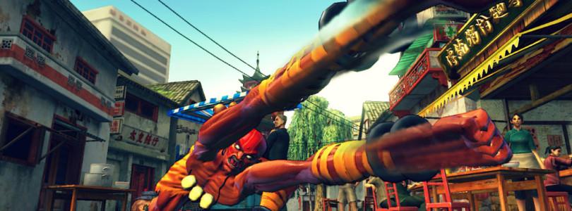 Dhalsim é confirmado em Street Fighter V