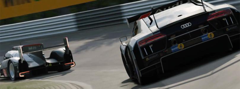 Gran Turismo Sport anunciado para a PS4