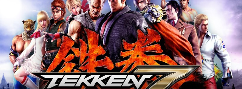 Tekken 7 será lançado para PlayStation 4