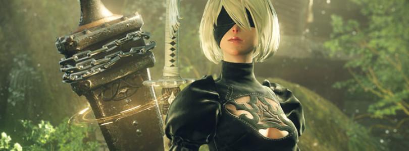 Revelado primeiro trailer com gameplay de NieR: Automata