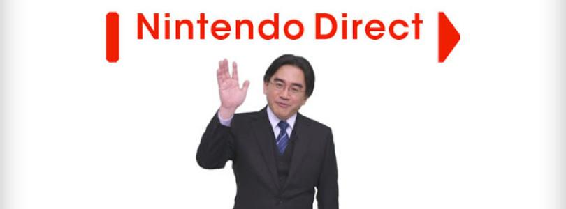 """Para a alegria de todos o """"Nintendo Direct"""" não morreu"""