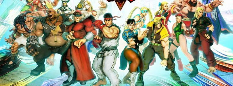 Street Fighter V Edição de colecionador exclusiva para o Japão detalhada