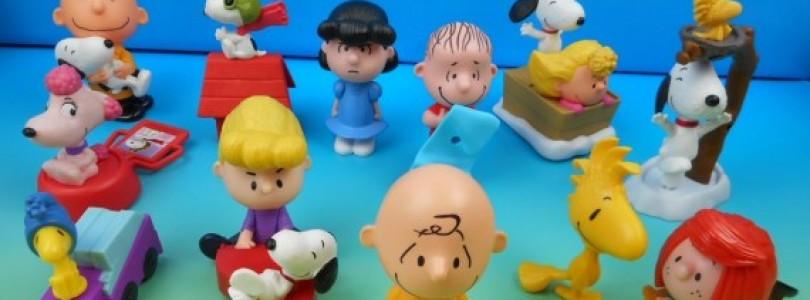 Snoopy & Charlie Brown serão os próximos brindes do McLanche Feliz, do McDonald's