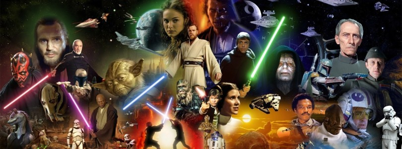 Ordem correta para se assistir STAR WARS