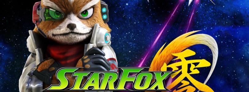 """Star Fox Zero – """"History"""" trailer conta a trajetória de Fox através dos jogos"""