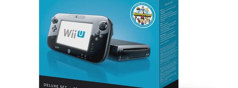 Nintendo nega rumor sobre o fim da fabricação de consoles Wii U em 2016