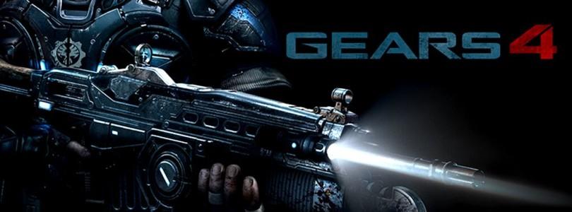 Gears of War 4 ganha data de lançamento e arte de capa