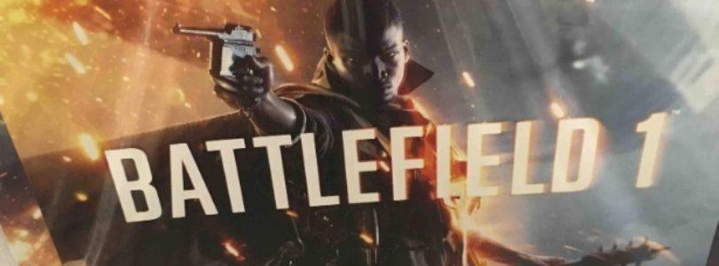 """Inspirado pela 1ª Guerra Mundial, """"Battlefield 1"""" sai em 18 de outubro"""