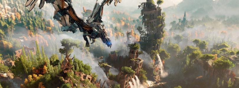Horizon: Zero Dawn | Pôster do jogo de PS4 avistado em Los Angeles