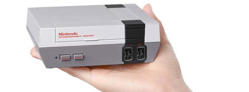 O NES está de volta, Nintendo volta a produzir o clássico console