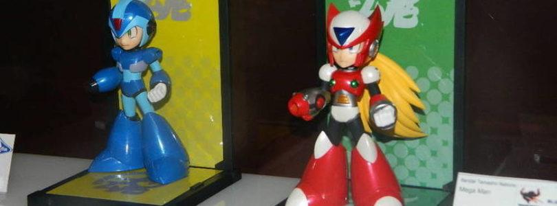 Megaman e Zero da TAMASHII BUDDIES estão em pré-venda