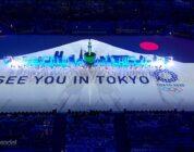 Sob chuva, Rio-2016 se despede e entrega Jogos a Japão de Mario Bros