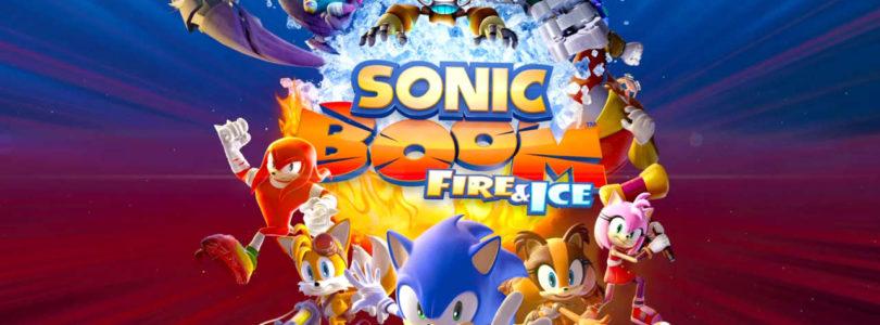 Confira novo vídeo mostrando o gameplay de Sonic Boom: Fire and Ice