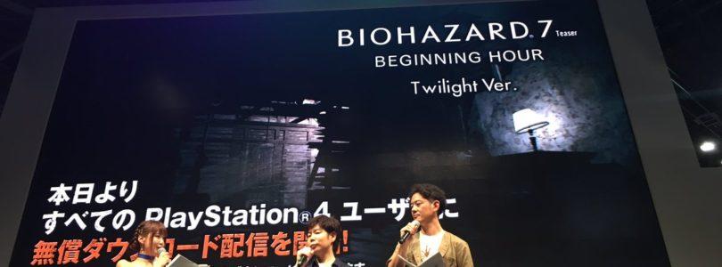 Resident Evil 7 – Capcom confirma nova demo, e libera novo video do jogo com armas e muito mais
