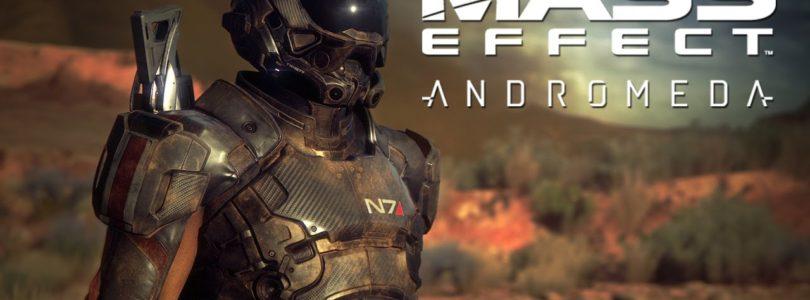 Mass Effect Andromeda roda a 30 fps no PS4 e no PS4 Pro