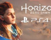 Horizon: Zero Dawn não corre nativamente a 4K na PS4 Pro
