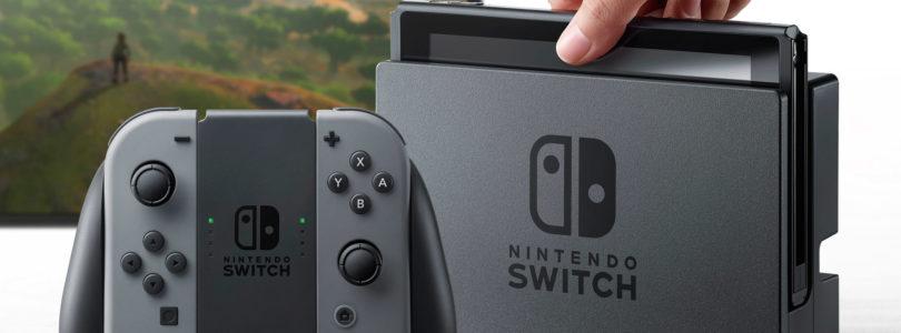 Novo console da Nintendo se chama Nintendo Switch