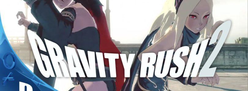 Gravity Rush 2 é adiado para Janeiro