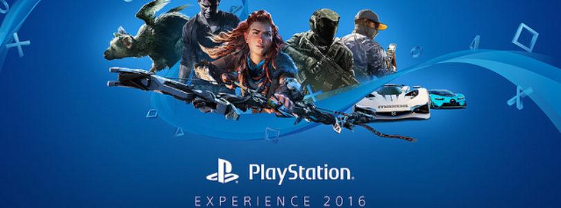 PlayStation Experience 2016: Resumo da Apresentação