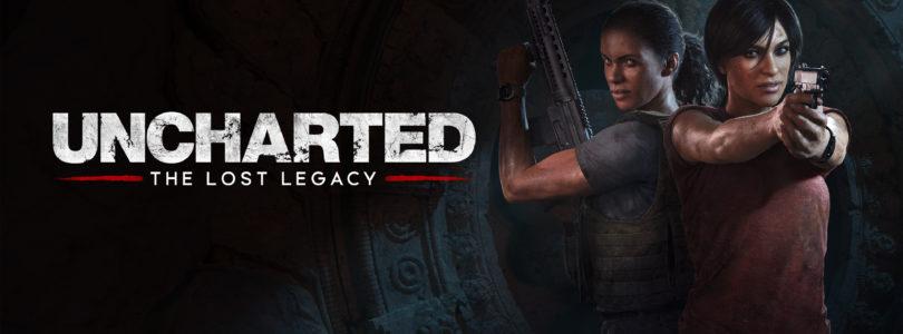 PSX 2016 : Uncharted: The Lost Legacy é anunciado