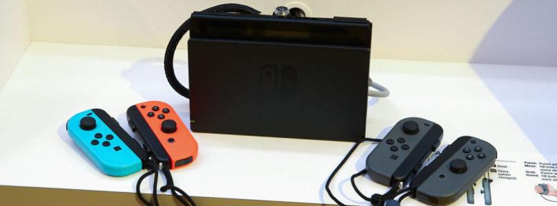 Jogar Nintendo Switch parece uma experiência nova e clássica ao mesmo tempo