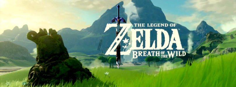 Zelda Breath of the Wild recebe mais uma nota máxima, dessa vez da Famitsu