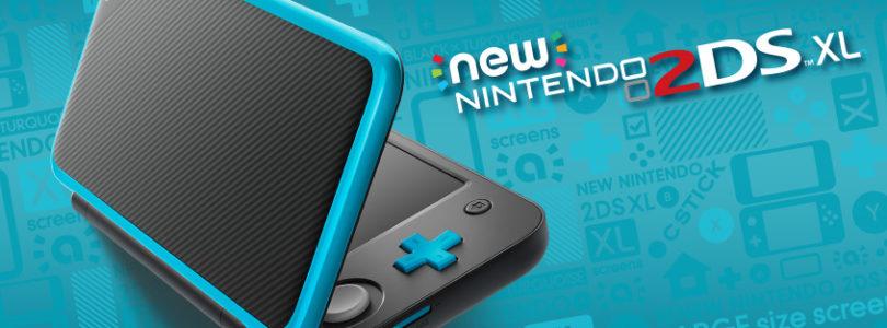 Nintendo anuncia New Nintendo 2DS Xl