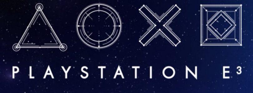 Conferência da Sony na E3 2017 já tem data e hora para acontecer