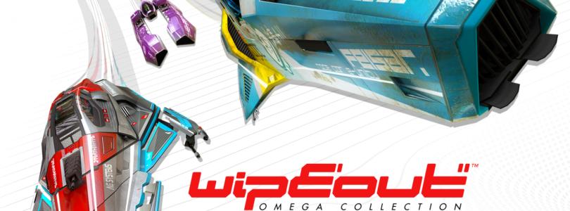 Wipeout Omega Collection terá edição física homenageando o PS1